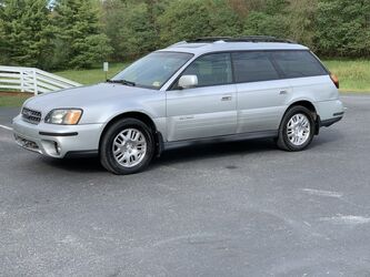 Subaru Legacy Wagon (Natl) Outback Ltd 2004