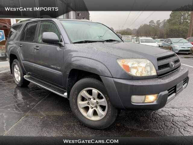 2004 Toyota 4Runner Limited Raleigh NC