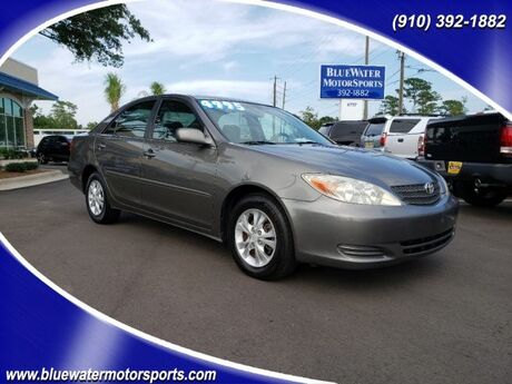 2004 Toyota Camry LE Wilmington NC