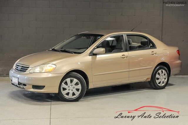 2004_Toyota_Corolla LE_4dr Sedan_ Chicago IL