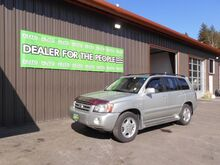 2004_Toyota_Highlander_V6 2WD with 3rd-Row Seat_ Spokane Valley WA