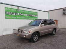 2004_Toyota_Highlander_V6 4WD_ Spokane Valley WA