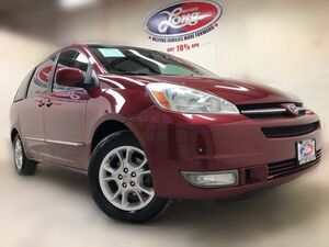 2004 Toyota Sienna XLE LimitedMiles 158108 Color Salsa Red Pearl Stock 04to5494r VIN 5TDZA2
