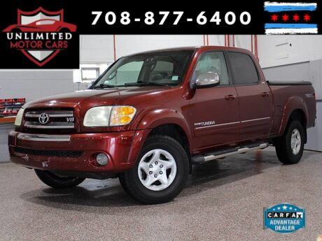 2004 Toyota Tundra DOUBLE CAB SR5 W/TOW PCKG AND TRD OFF-ROAD PCKG Bridgeview IL