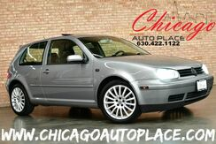 2004_Volkswagen_GTI_VR6 - 2.8L V6 ENGINE FRONT WHEEL DRIVE 6 SPEED MANUAL TRANSMISSION SUNROOF BLACK LEATHER HEATED SEATS_ Bensenville IL
