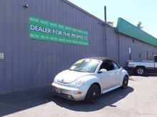 2004_Volkswagen_New Beetle_GLS 2.0L Convertible_ Spokane Valley WA