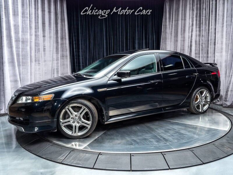 Vehicle Details Acura TL At Chicago Motor Cars West West - 2005 acura tl navigation update