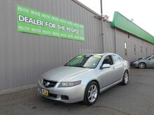 2005_Acura_TSX_5-speed AT with Navigation System_ Spokane Valley WA