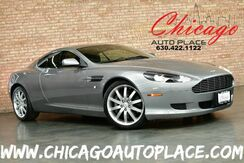 2005_Aston Martin_DB9_Coupe - 6.0L V12 ENGINE REAR WHEEL DRIVE 1 OWNER NAVIGATION PARKING SENSORS XENON HEADLAMPS PADDLE SHIFTERS ABSYNTHE GREEN LEATHER_ Bensenville IL