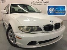 2005_BMW_3 Series_325Ci_ Carrollton  TX