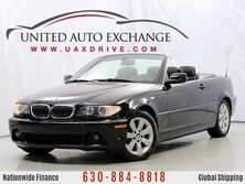 BMW 3 Series 325Ci Convertible - Cold Weather Package - Power Heated Seats w/ Memory & Lumbar Support 2005