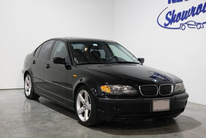 2005 BMW 3 Series 325i Houston TX