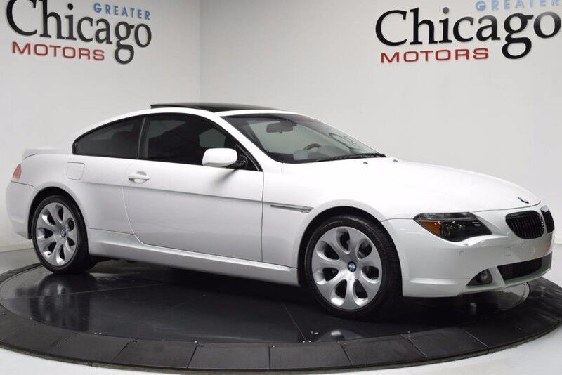 2005_BMW_645 Local Trade, Huge service records_Carfax Certified_ Chicago IL