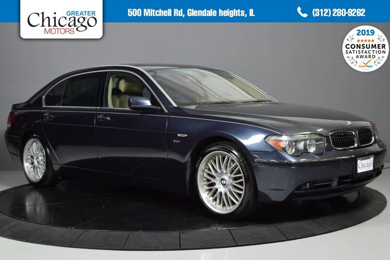 2005 BMW 7 Series 760Li Glendale Heights IL