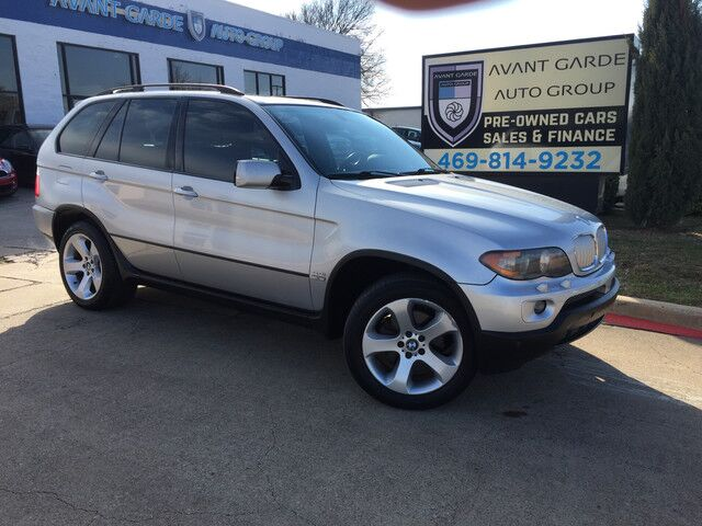 2005 BMW X5 4.4i NAVIGATION SPORT PACKAGE, COLD WEATHER PACKAGE ...
