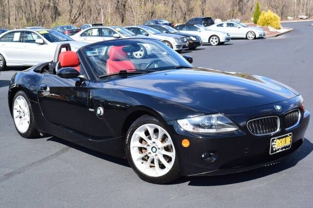 2005 BMW Z4 2.5i 5-Speed Easton PA