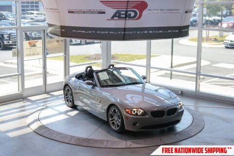 2005_BMW_Z4_3.0i_ Chantilly VA