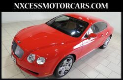 2005_Bentley_Continental_GT CLEAN CARFAX LOW MILES MUST SEE_ Houston TX