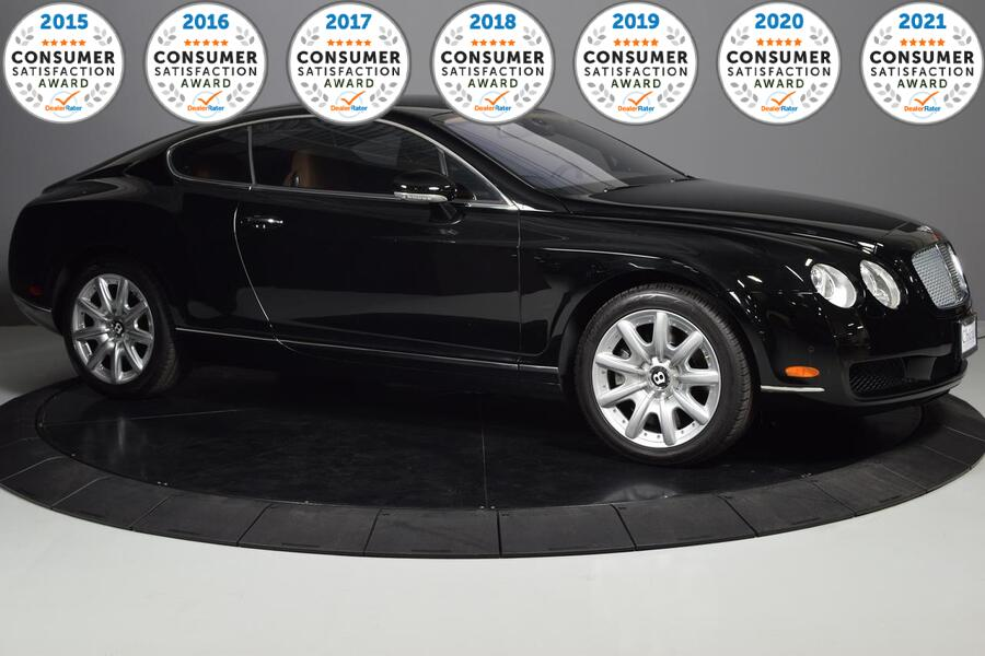 2005_Bentley_Continental_GT_ Glendale Heights IL