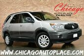 2005 Buick Rendezvous 3.4L V6 SFI ENGINE FRONT WHEEL DRIVE GRAY CLOTH INTERIOR REAR PARKING SENSORS CLIMATE CONTROL PREMIUM ALLOY WHEELS