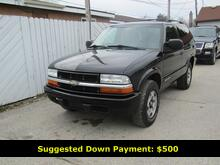 2005_CHEVROLET_BLAZER BASE; LS__ Bay City MI