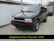 CHEVROLET BLAZER BASE; LS  2005
