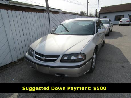 2005 CHEVROLET IMPALA BASE  Bay City MI