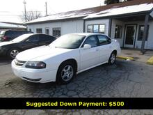 2005_CHEVROLET_IMPALA LS__ Bay City MI