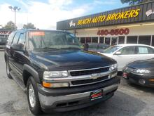 2005_CHEVROLET_SUBURBAN_LT 4X4, CERTIFIED W/ WARRANTY, 3RD ROW, HEATED SEATS, RUNNING BOARDS, TOW PKG, ONLY 1 OWNER!!!_ Norfolk VA