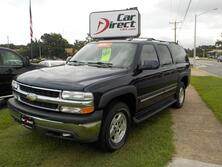 CHEVROLET SUBURBAN LT 4X4, CERTIFIED W/WARRANTY, LEATHER, 3RD ROW SEATING, DVD, NAVIGATION, BOSE SOUND, ONLY 71K MILES! 2005