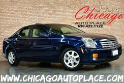 2005_Cadillac_CTS_3.6L V6 VVT ENGINE REAR WHEEL DRIVE BEIGE LEATHER HEATED SEATS SUNROOF PREMIUM ALLOY WHEELS WOOD GRAIN INTERIOR TRIM_ Bensenville IL