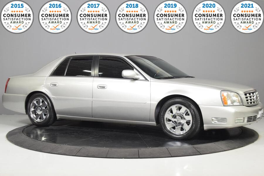 2005_Cadillac_DeVille_DTS_ Glendale Heights IL