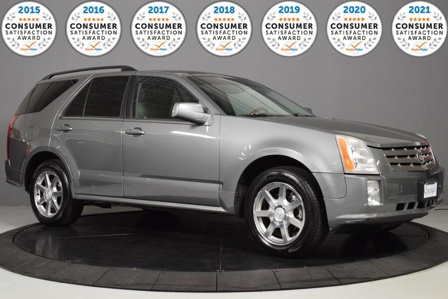 2005_Cadillac_SRX__ Glendale Heights IL