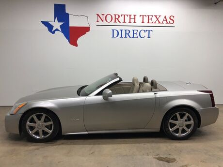 2005 Cadillac XLR Premium GPS Navigation Adaptive Cruise Heated Leather Mansfield TX