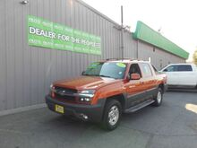 2005_Chevrolet_Avalanche_1500 4WD_ Spokane Valley WA