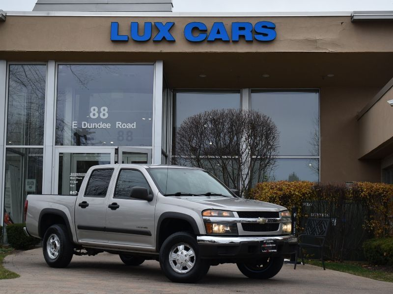 2005_Chevrolet_Colorado_1SB LS Z85 4WD_ Buffalo Grove IL