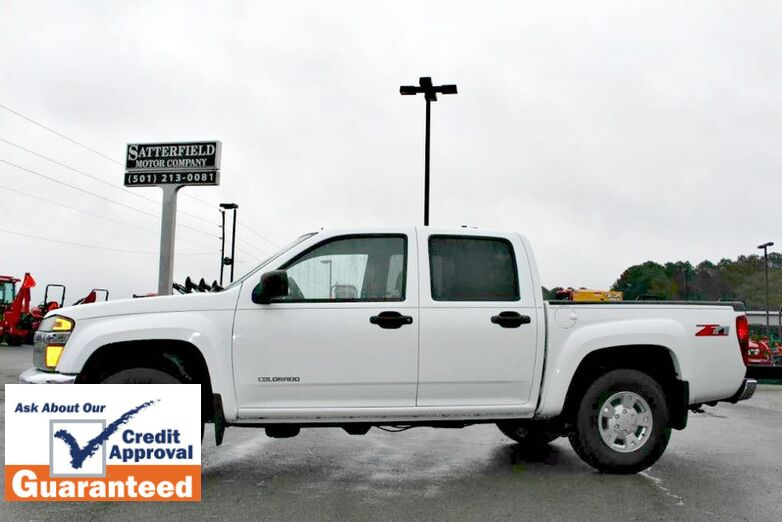 2005 Chevrolet Colorado 1SF LS Z71 Bryant AR
