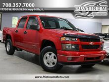 2005_Chevrolet_Colorado LS_1 Owner Crew Cab Automatic 4x4_ Hickory Hills IL