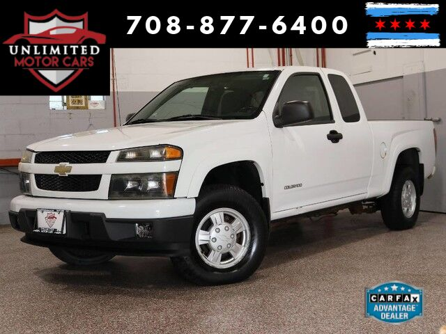 2005 Chevrolet Colorado LS 4WD Bridgeview IL