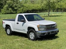 2005_Chevrolet_Colorado_Z71_ Crozier VA