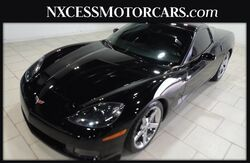 2005_Chevrolet_Corvette_C6 w/ Chrome Wheels One of a Kind Rare Low Mileage_ Houston TX