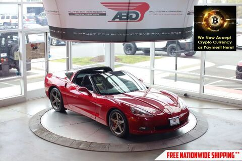 2005_Chevrolet_Corvette_Coupe_ Chantilly VA