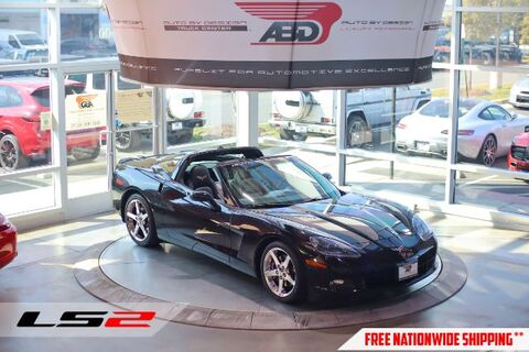 2005_Chevrolet_Corvette_Coupe_ Chantilly VA