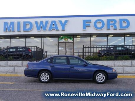 2005_Chevrolet_Impala_Base_ Roseville MN
