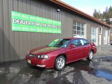 2005_Chevrolet_Impala_LS_ Spokane Valley WA