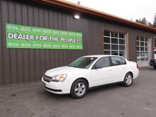 2005_Chevrolet_Malibu_LS_ Spokane Valley WA