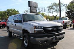 Chevrolet SILVERADO 2500HD 6.6L LLY DURAMAX DIESEL 4X4 LT SB LOADED 1 OWNER 2005