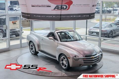 2005_Chevrolet_SSR_Base_ Chantilly VA