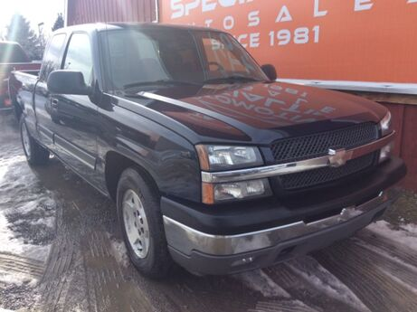 2005 Chevrolet Silverado 1500 LS Ext. Cab Short Bed 2WD Spokane WA