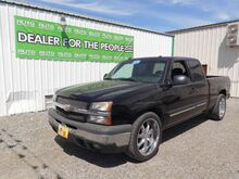 2005_Chevrolet_Silverado 1500_LT Ext. Cab Long Bed 2WD_ Spokane Valley WA